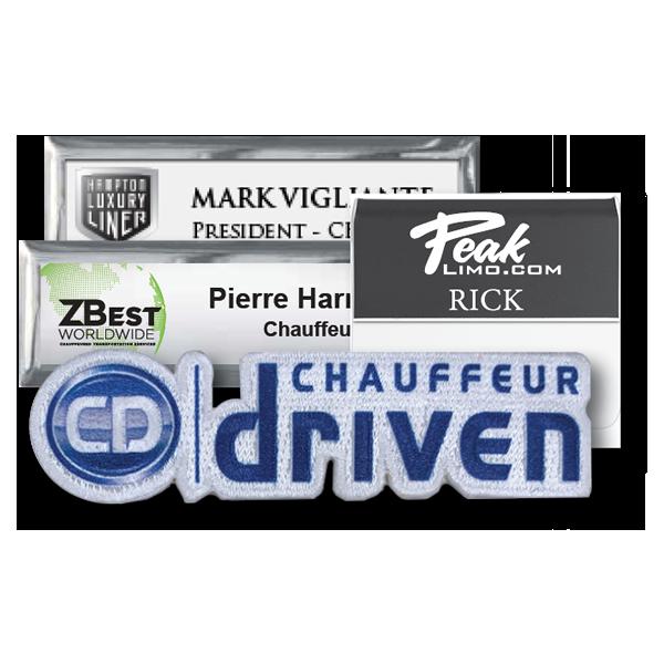 Custom Name Badges and Name Plates