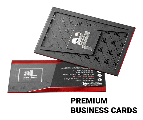 Affordable Full Color Premium Business Cards
