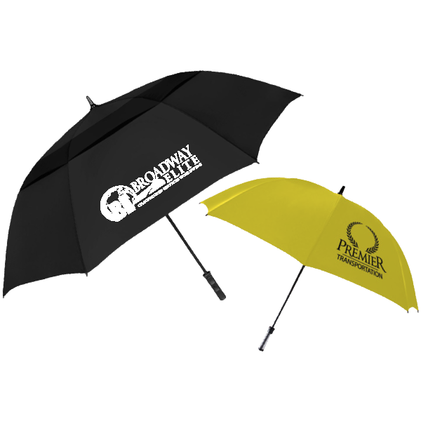 Customized umbrellas for your employees and customers